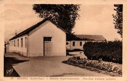 Mindin - Maison Departementale, Pavillon Colonie Scolaire - Altri Comuni