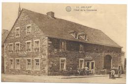 JALHAY  Hotel La Couronne  Attelage      Animee - Jalhay
