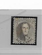 België  N° 14A  (x)  ZONDER GOM - 1863-1864 Medallions (13/16)