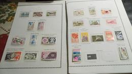 DM208 LOT FEUILLES FRANCE NEUFS / OB A TRIER  COTE +++  DÉPART 10€ - Collections (with Albums)