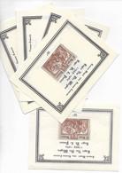 België  Blok 37   Xx Postfris 15 Blokken Cote 60 Euro - Blocks & Sheetlets 1962-....