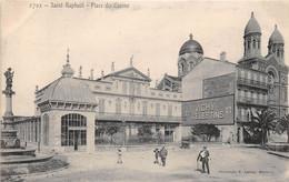 SAINT RAPHAEL -  Place Du Casino - Saint-Raphaël