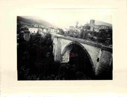 France Haute-Loire VIEILLE BRIOUDE 1961   5 X Photos Amateur 10 X 8 Cm - Lieux
