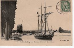 SAINT VALERY SUR SOMME - LES ECLUSES - Saint Valery Sur Somme
