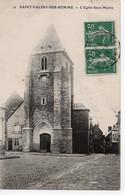 SAINT VALERY SUR SOMME - L'EGLISE SAINT MARTIN - Saint Valery Sur Somme