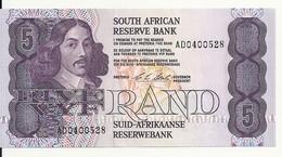 AFRIQUE DU SUD 5 RAND ND1990-94 AUNC P 119 E - Suráfrica