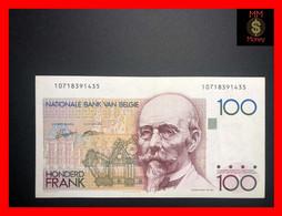 BELGIUM 100 Francs 1982  P. 142 Sig.  Droggenbroek-Verplaetse  XF - 100 Francos