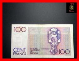 BELGIUM 100 Francs 1978  P. 140   Sig. Simonis-Strycker   No Signature On Back   VF+ - 100 Francos
