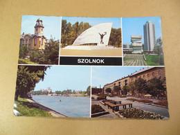 P601 Hungary. Szolnok - Hungary
