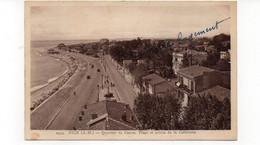 06 - NICE - Quartier De Carras - Plage Et Pointe De La Californie (D130) - Panoramic Views
