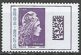 FRANCE N° 5271 NEUF - 2018-... Marianne L'Engagée