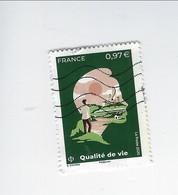 Qualité De Vie Oblitéré 2020 - 2010-.. Matasellados