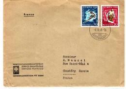 41118 - SUISSE - Inverno1948: St-Moritz