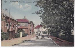 Calmthout - Kalmthout - Hôtel Des Chasseurs - Gekleurde Kaart - Kalmthout