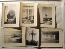 France Deux-Sèvres NIORT Collège National Technique Janvier-Octobre 1959  12  X Photos - Lieux