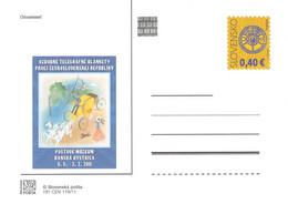SLOVAKIA - STATIONARY POSTCARD 2011 CDV 191 Unc //Q76 - Postales