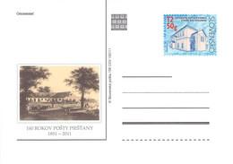 SLOVAKIA - STATIONARY POSTCARD 2011 CDV 198 Unc //Q78 - Postales
