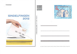 SLOVAKIA - STATIONARY POSTCARD 2012 CDV 211 Unc //Q81 - Postales