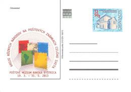 SLOVAKIA - STATIONARY POSTCARD 2012 CDV 215 Unc //Q83 - Postcards