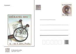 SLOVAKIA - STATIONARY POSTCARD 2011 CDV 200 Unc //Q84 - Postcards