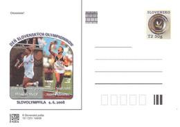 SLOVAKIA - STATIONARY POSTCARD 2008 CDV 151 Unc //Q87 - Postcards