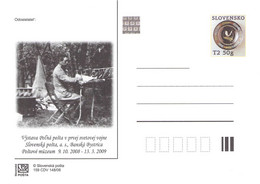 SLOVAKIA - STATIONARY POSTCARD 2008 CDV 159 Unc //Q90 - Postcards