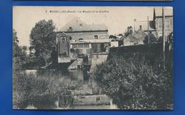 MAROILLES    Le Moulin Et Le Gouffre   écrite En 1939 - Other Municipalities