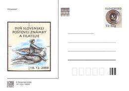 SLOVAKIA - STATIONARY POSTCARD 2008 CDV 161 Unc //Q93 - Postcards