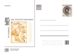 SLOVAKIA - STATIONARY POSTCARD 2008 CDV 155 Unc //Q95 - Postcards