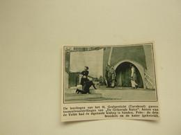 """Origineel Knipsel ( 9963 ) Uit Tijdschrift """" De Stad """"  1933 :  Turnhout - Non Classificati"""