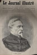 Le Géneral Bourbaki - Page Originale 1897 - Historical Documents