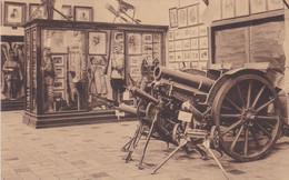 Musée Royal De L'armée Bruxelles Canon Hall Des Alliés Roumanie Et Portugal - Guerra 1914-18