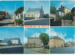 OISSEAU-LE-PETIT (72.Sarthe) Multivues. Diverses Rues Et Maisons. Hôtel-restaurant De L'Espérance. Citroën DS - Other Municipalities