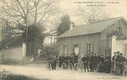 91 BALLANCOURT - Le Bouchet Sortie Des Ouvriers - Ballancourt Sur Essonne