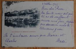 24 : Vue Générale De Terrasson - Type Précurseur 1901 - Taches - (n°19177) - Andere Gemeenten