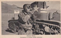 Char Tank Général Patton - Guerra 1939-45