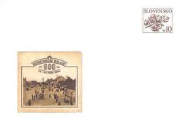 SLOVAKIA - STATIONARY ENVELOPE 2006 MALACKY Unc //Q100 - Postcards