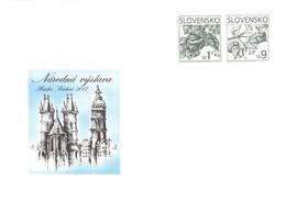 SLOVAKIA - STATIONARY ENVELOPE 2007 HRADEC KRALOVE Unc //Q103 - Postcards