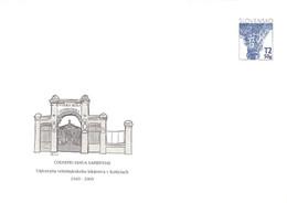SLOVAKIA - STATIONARY ENVELOPE 2009 UNIVERSITY Unc //Q110 - Postcards