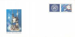 SLOVAKIA - STATIONARY ENVELOPE 2013 POST Unc //Q119 - Postcards