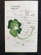 Sèrie A Quatre Feuilles. 1899. Art Nouveau. Jugendstil. - Kirchner, Raphael