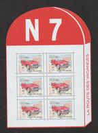 FRANCE / 2020 / Y&T N° 5429 ** En Bloc Ou F5429 ** (Feuillet De 6 TP 204 Cabriolet 1.16 €) X 1 - Mint/Hinged