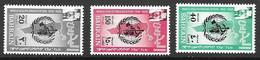 Bahrain Mnh ** Set WHO 1968 20 Euros - Bahrein (1965-...)