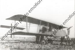 PHOTO AVION  RETIRAGE REPRINT   VOISIN V 1336 - Aviazione
