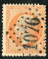 FRANCE ( OBLITERATION LOSANGE ) GC  1076  Colmar  Haut-Rhin (66) , A SAISIR .los - 1849-1876: Periodo Classico