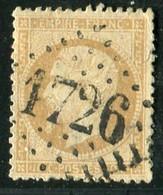 FRANCE ( OBLITERATION LOSANGE ) GC  1726  Guebviller  Haut-Rhin (66) , A SAISIR .los - 1849-1876: Periodo Classico