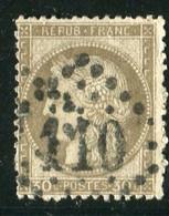 FRANCE ( OBLITERATION LOSANGE ) GC  110  Annecy  Haute-Savoie (89) , A SAISIR .los - 1849-1876: Periodo Classico