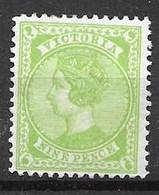1890 Victoria Mh*  40 Euros - Nuevos