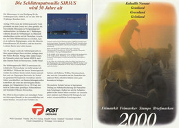 Greenland - Year Pack 2000 ** - Komplette Jahrgänge
