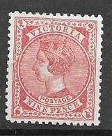 1901 Victoria Mint Hinged * 20 Euros - Ongebruikt